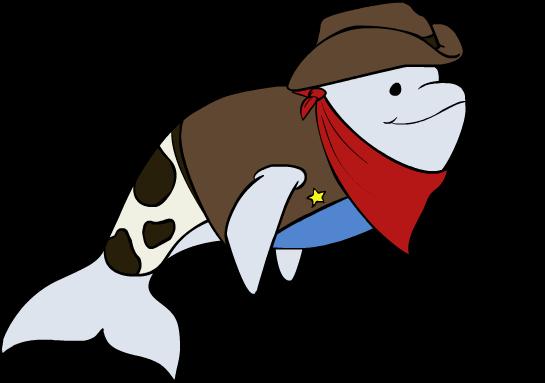 Cowboy Beluga