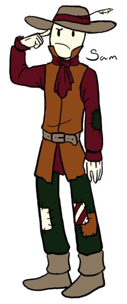 S. Scarecrow