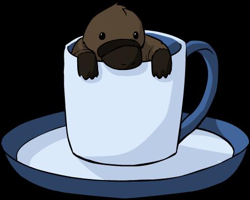 Teacup Platypus